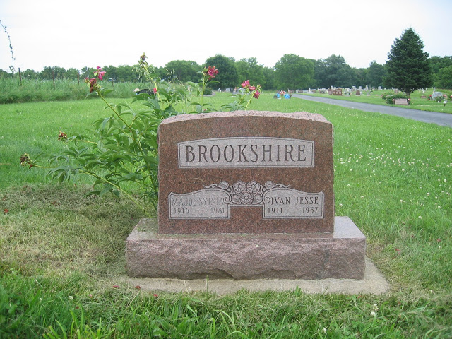 Maude Sylvia <i>Jackson</i> Brookshire