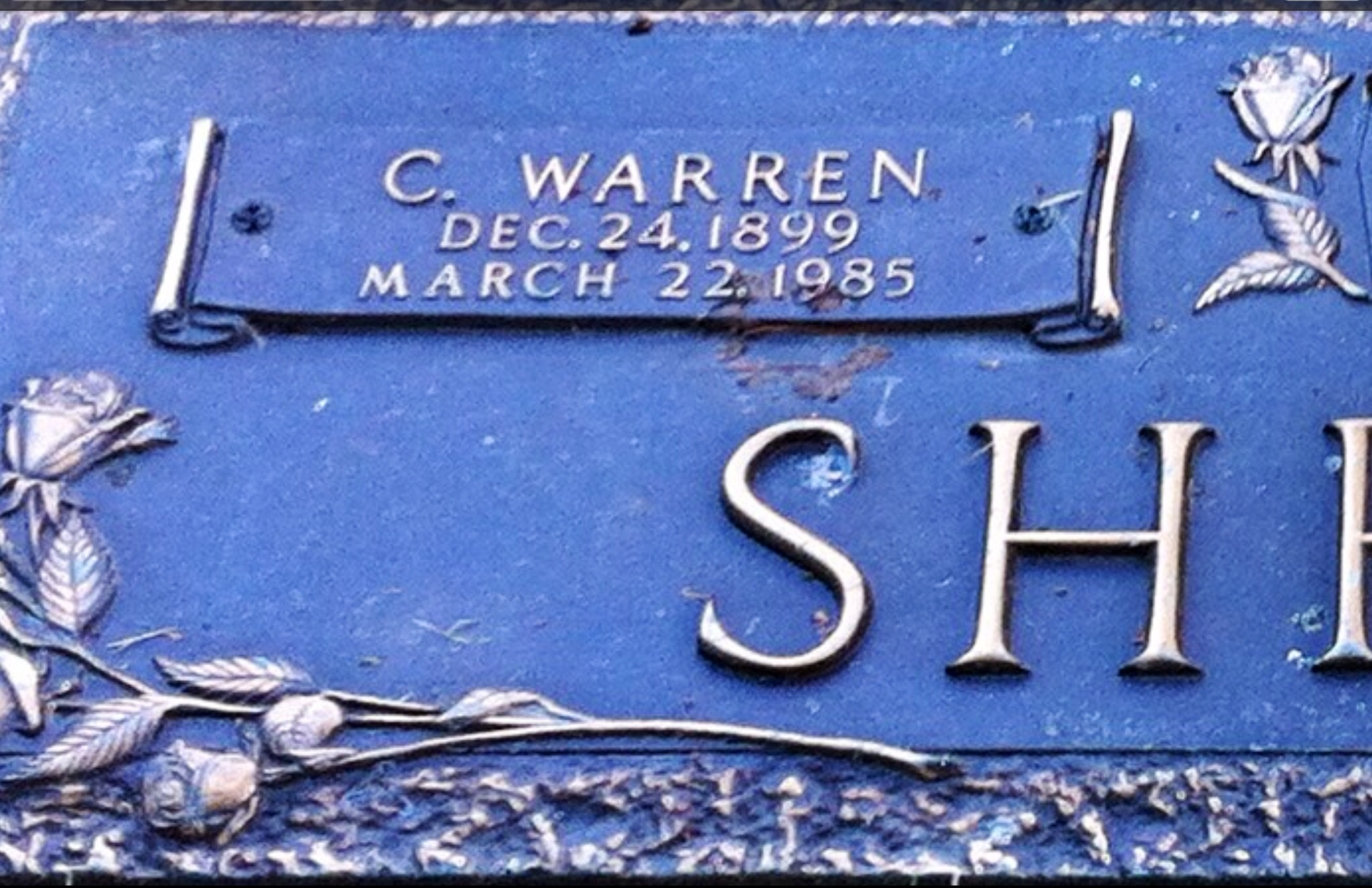 Columbus Warren Shrader