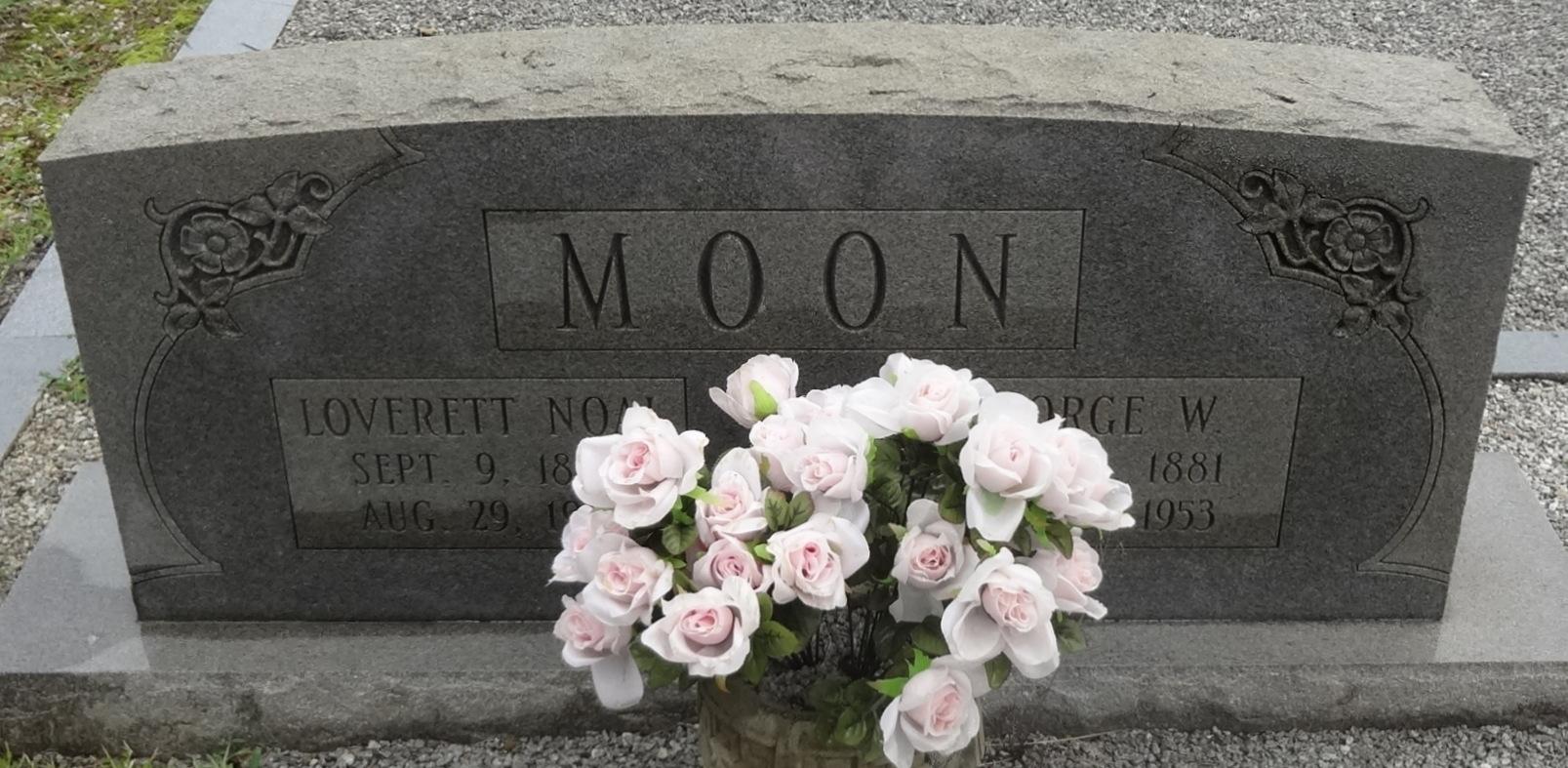 Loverett Noal <i>Merritt</i> Moon