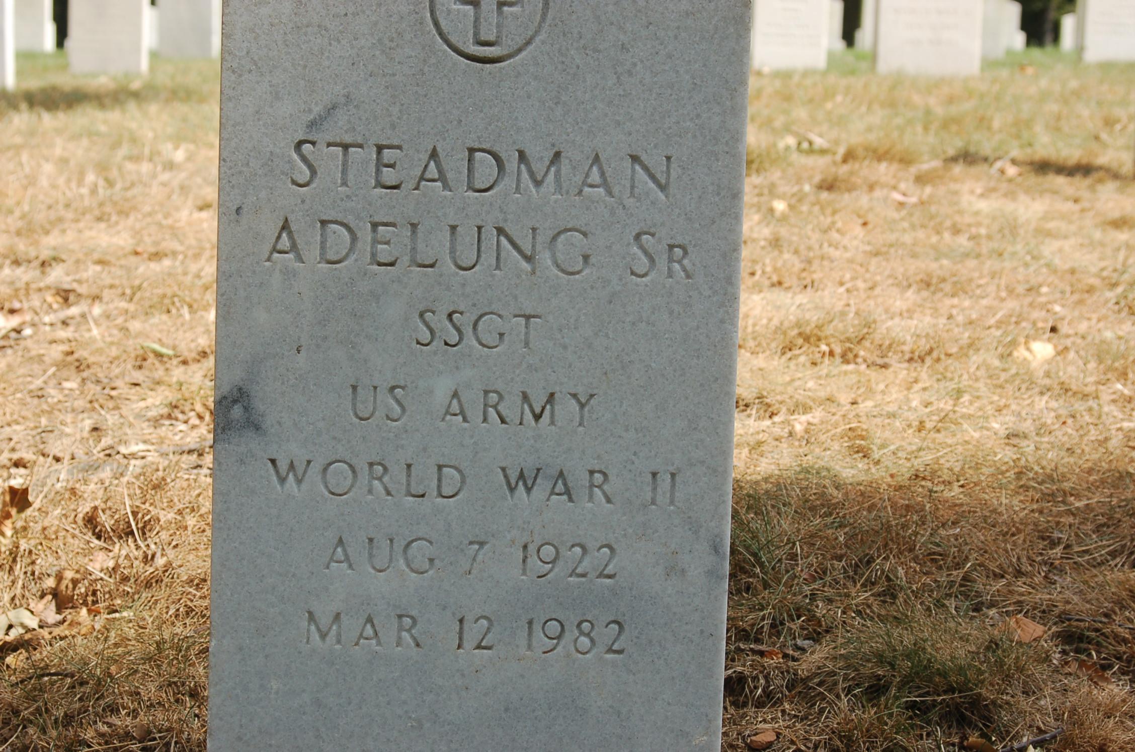 Steadman Adelung, Sr