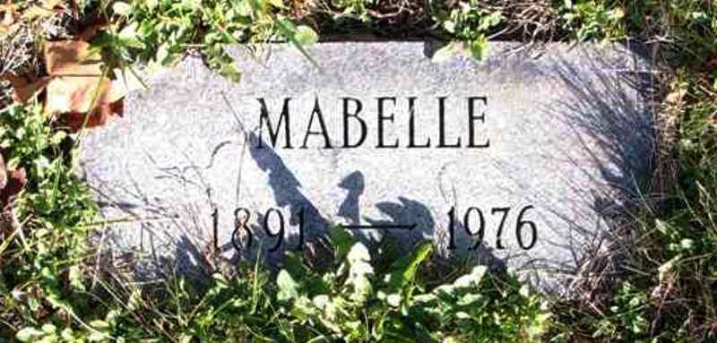 Mabelle E <i>Estey</i> Anderson