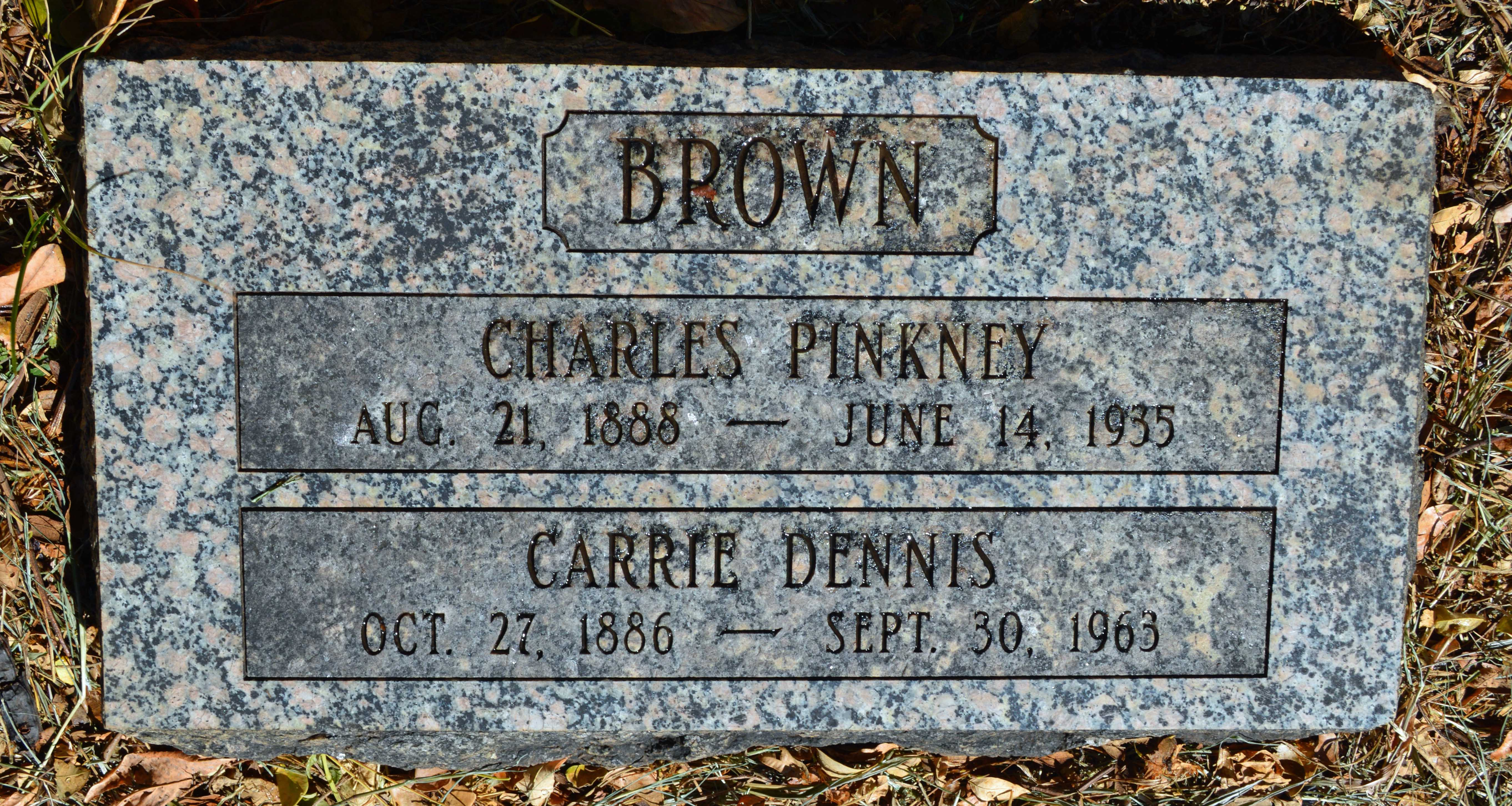 Charles Pinkney Brown