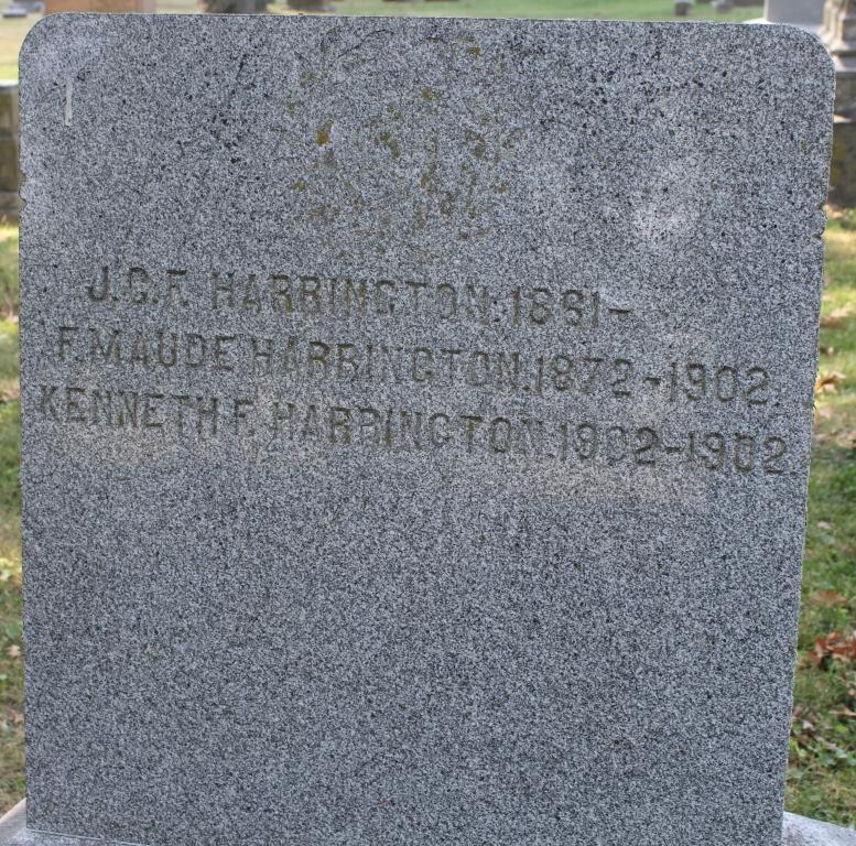 John Charles <i>Fremont</i> Harrington