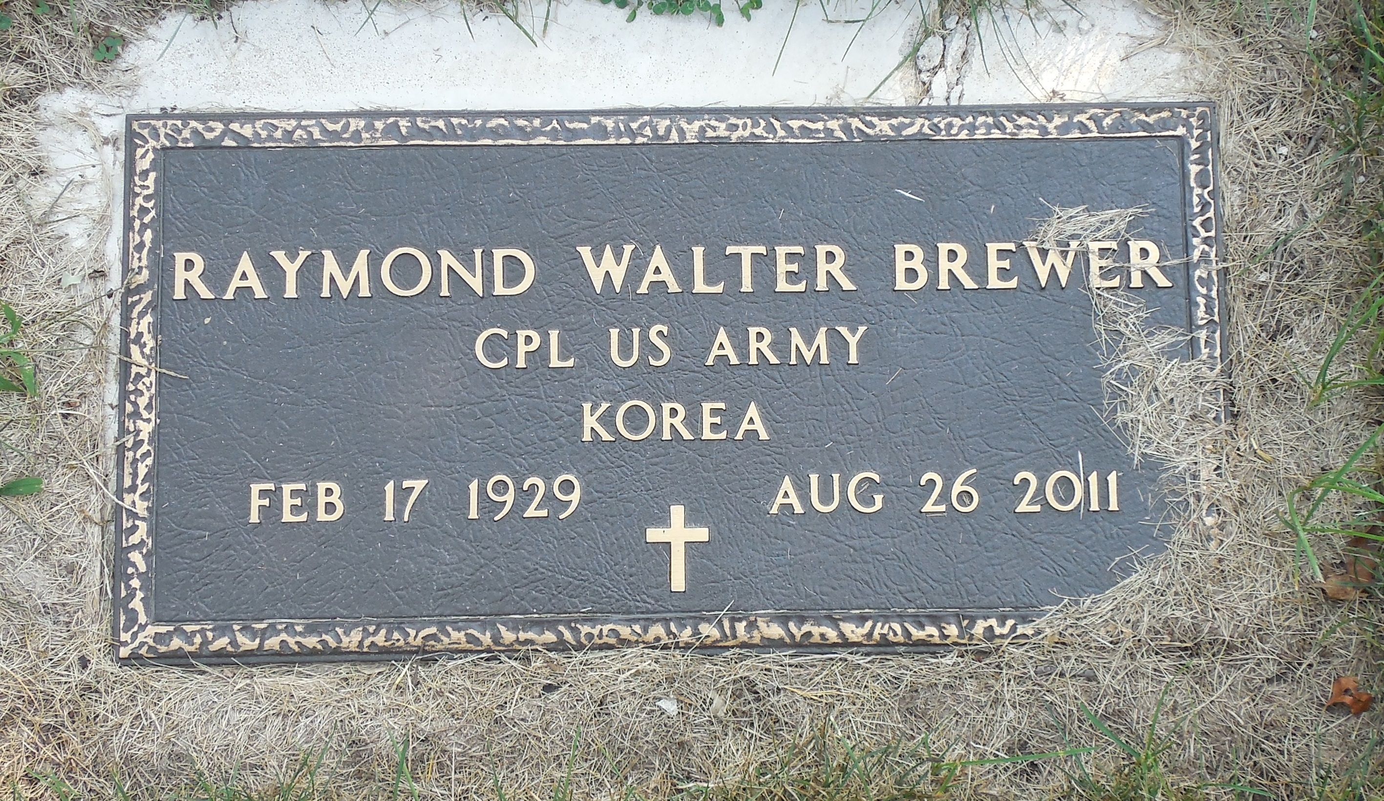 Raymond W Dick Brewer