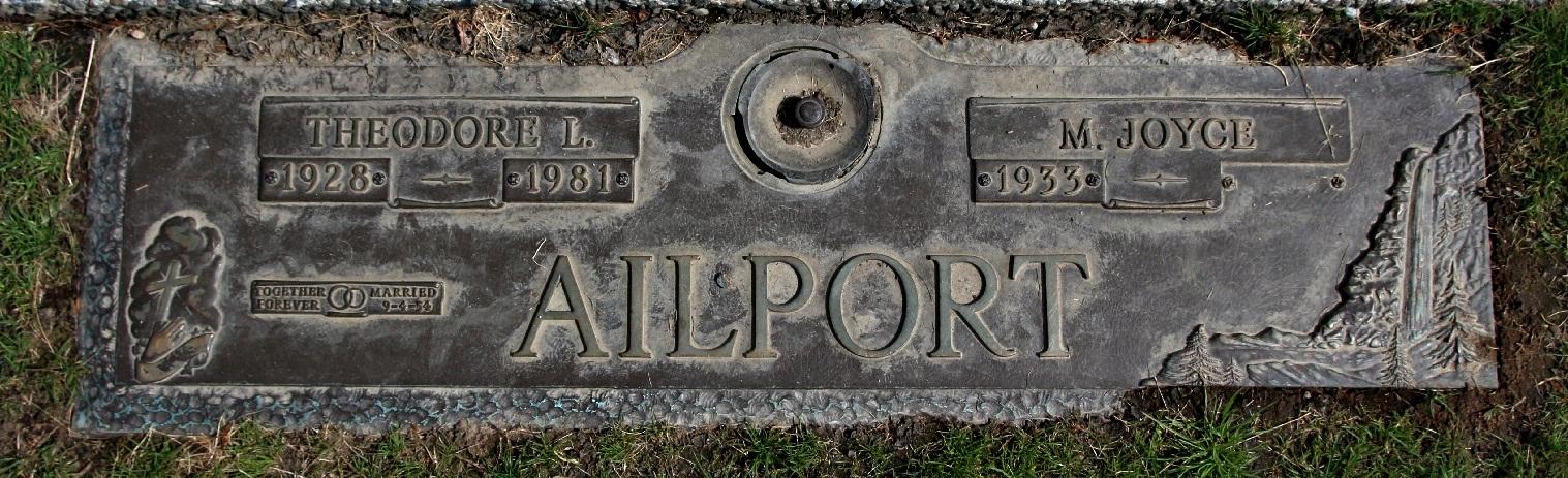 Theodore L Ailport