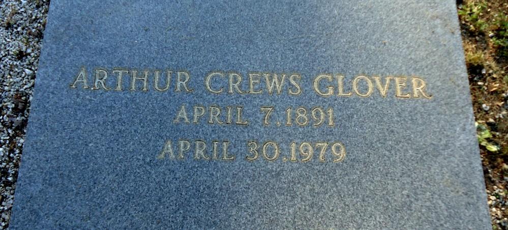 Arthur Crews Glover
