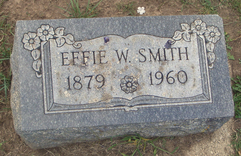 Effie <i>Waller</i> Smith