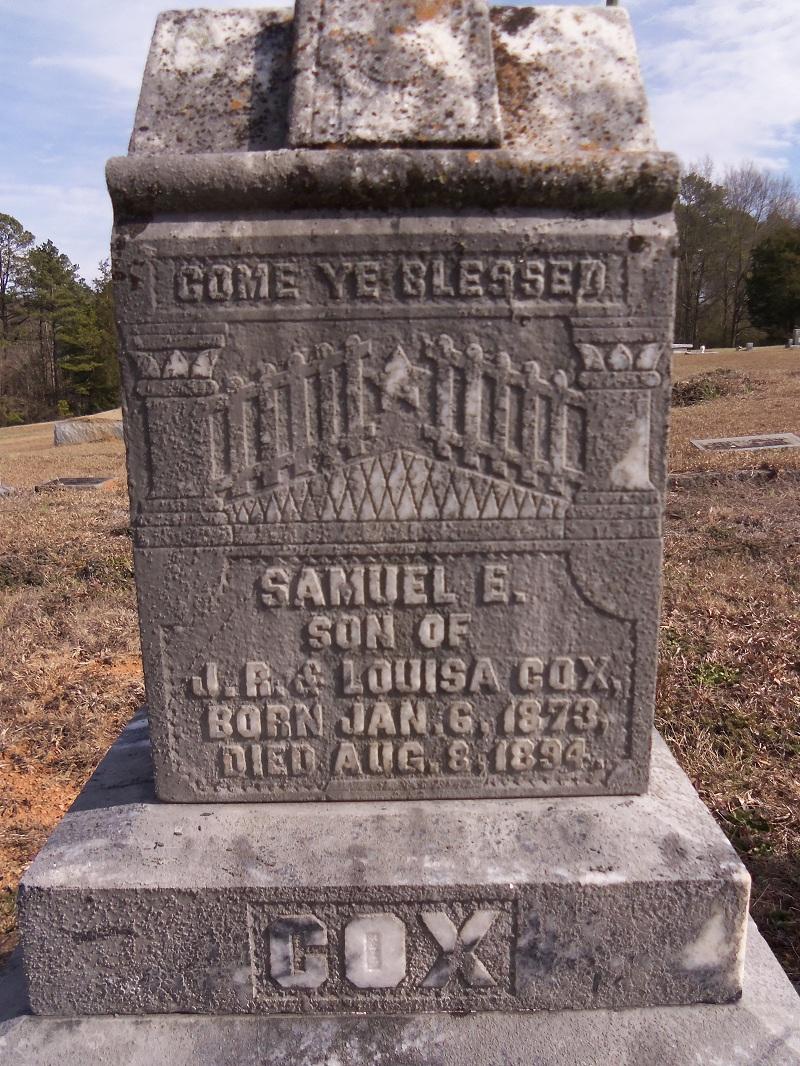 Samuel E. Cox