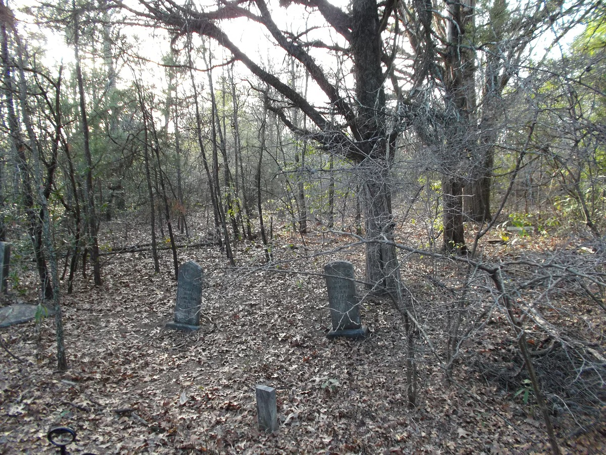Andrews Family Cemetery