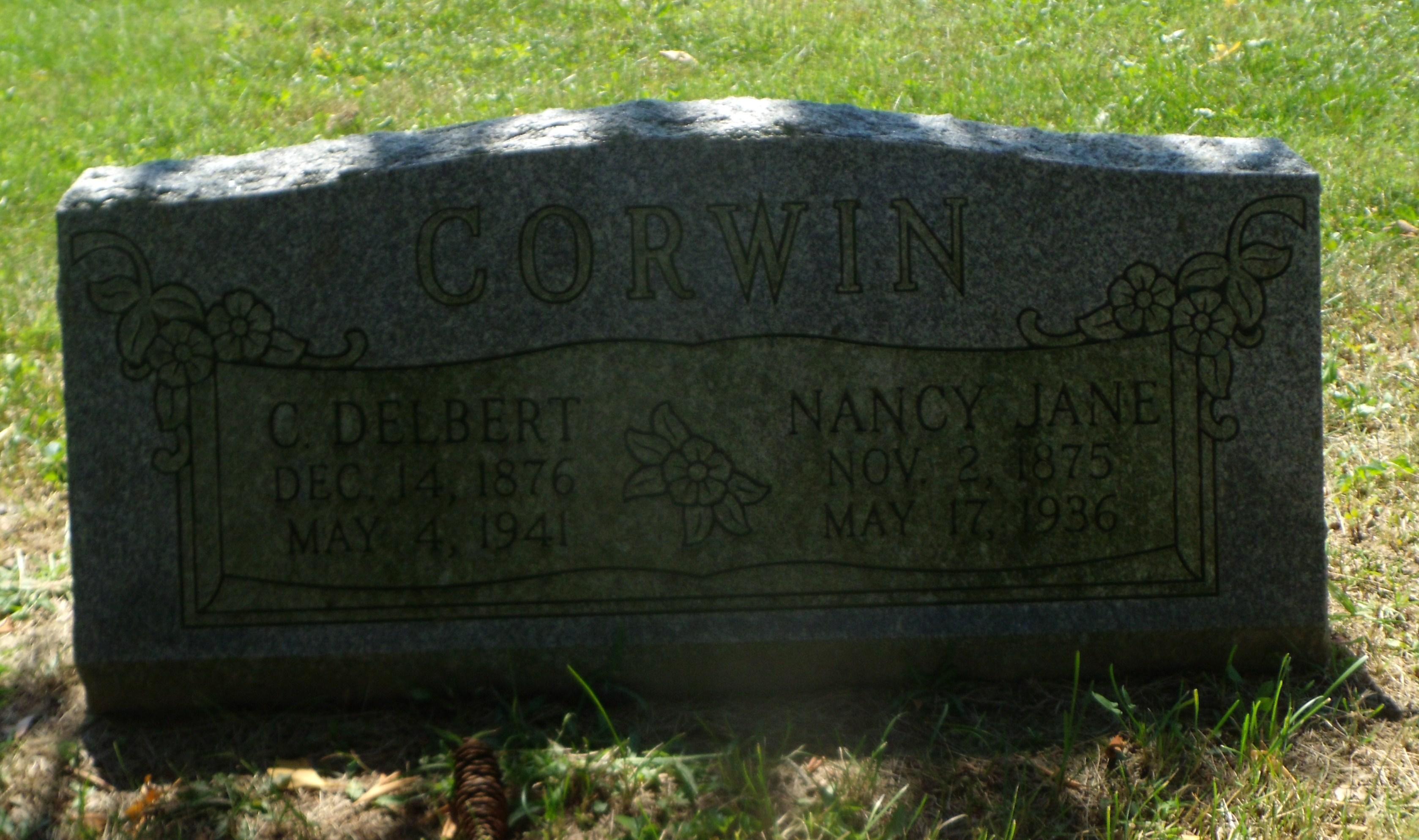 Charles Delbert Corwin