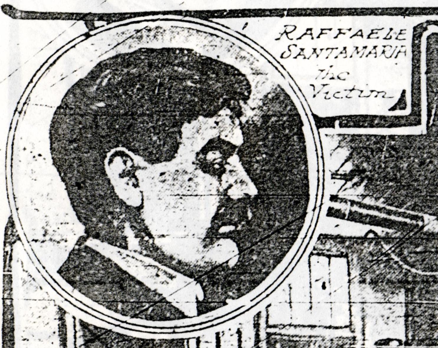 Raffaele Frank Santa Maria
