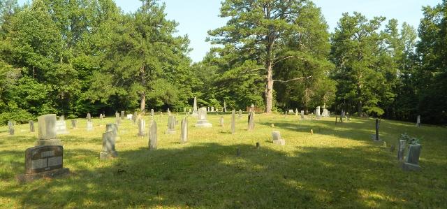 Moore Cemetery #1