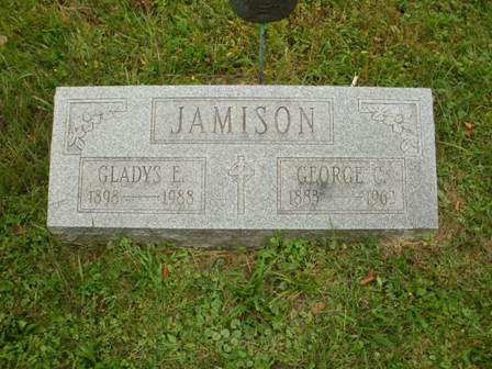 Gladys E. <i>Ross</i> Jamison