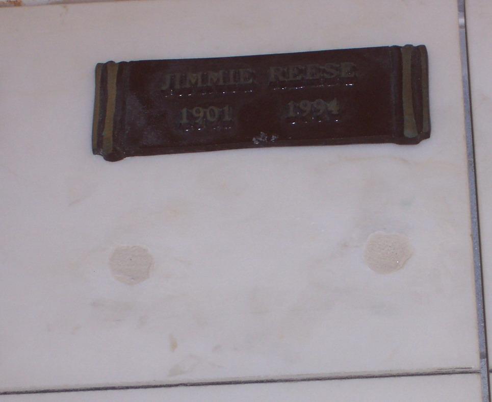 Jimmie Reese