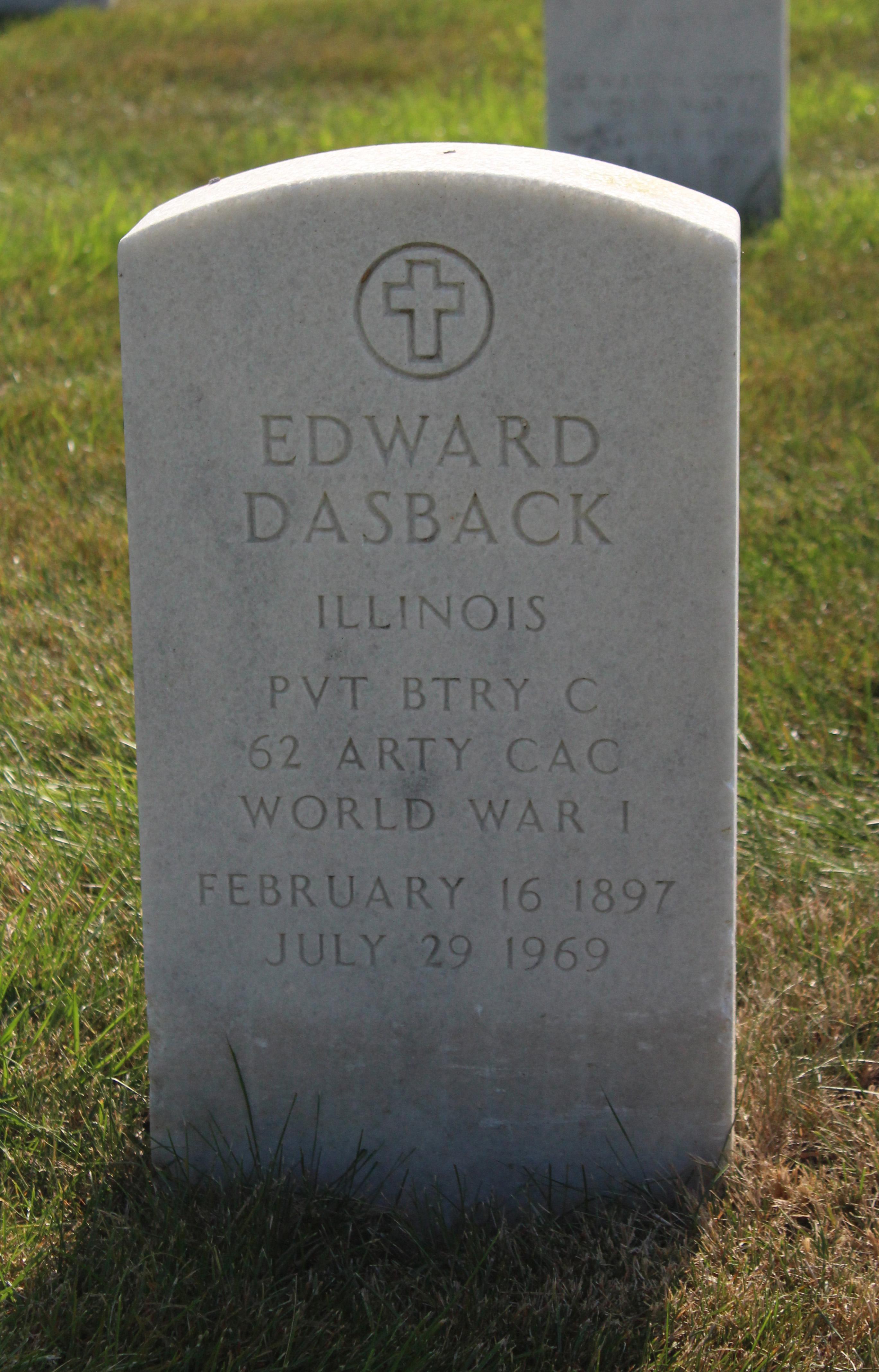Edward Dasbach, Jr
