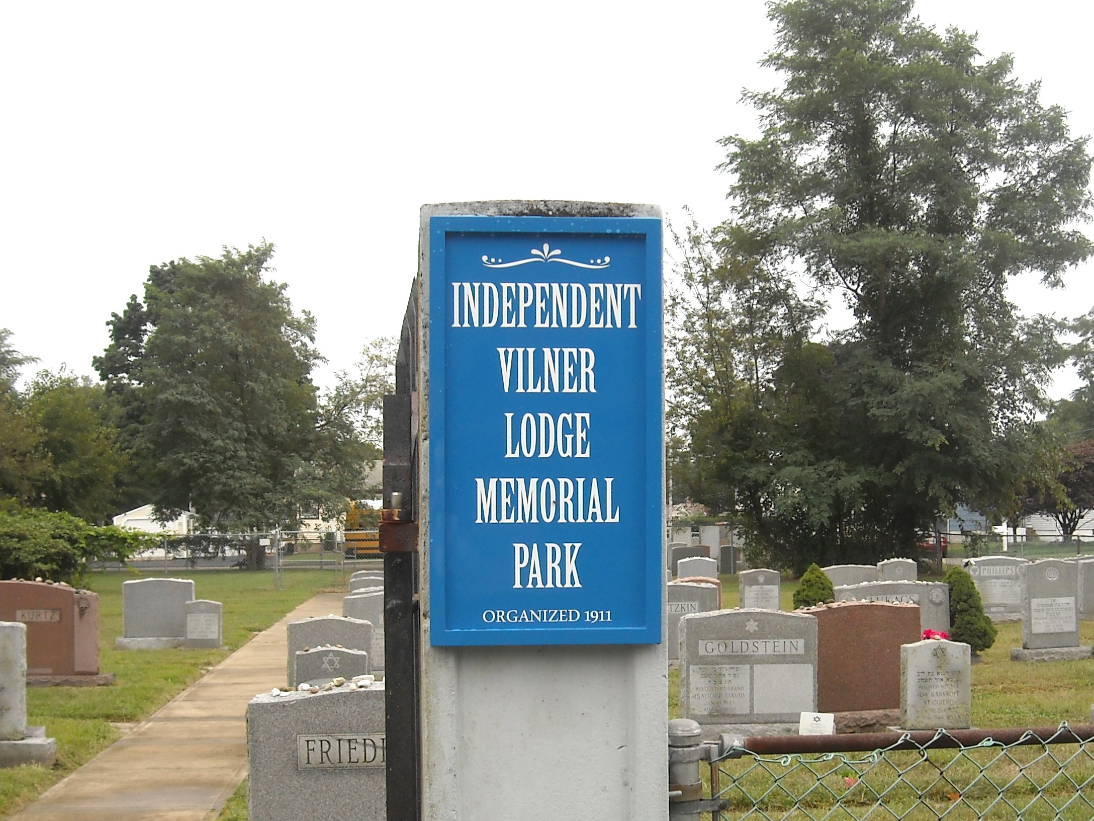 Vilner Lodge Memorial Park
