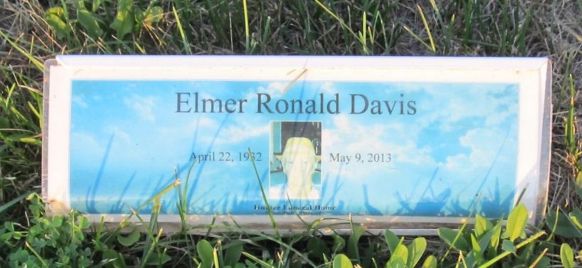 E Ronald Davis