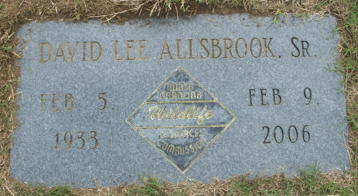 David Lee Allsbrook