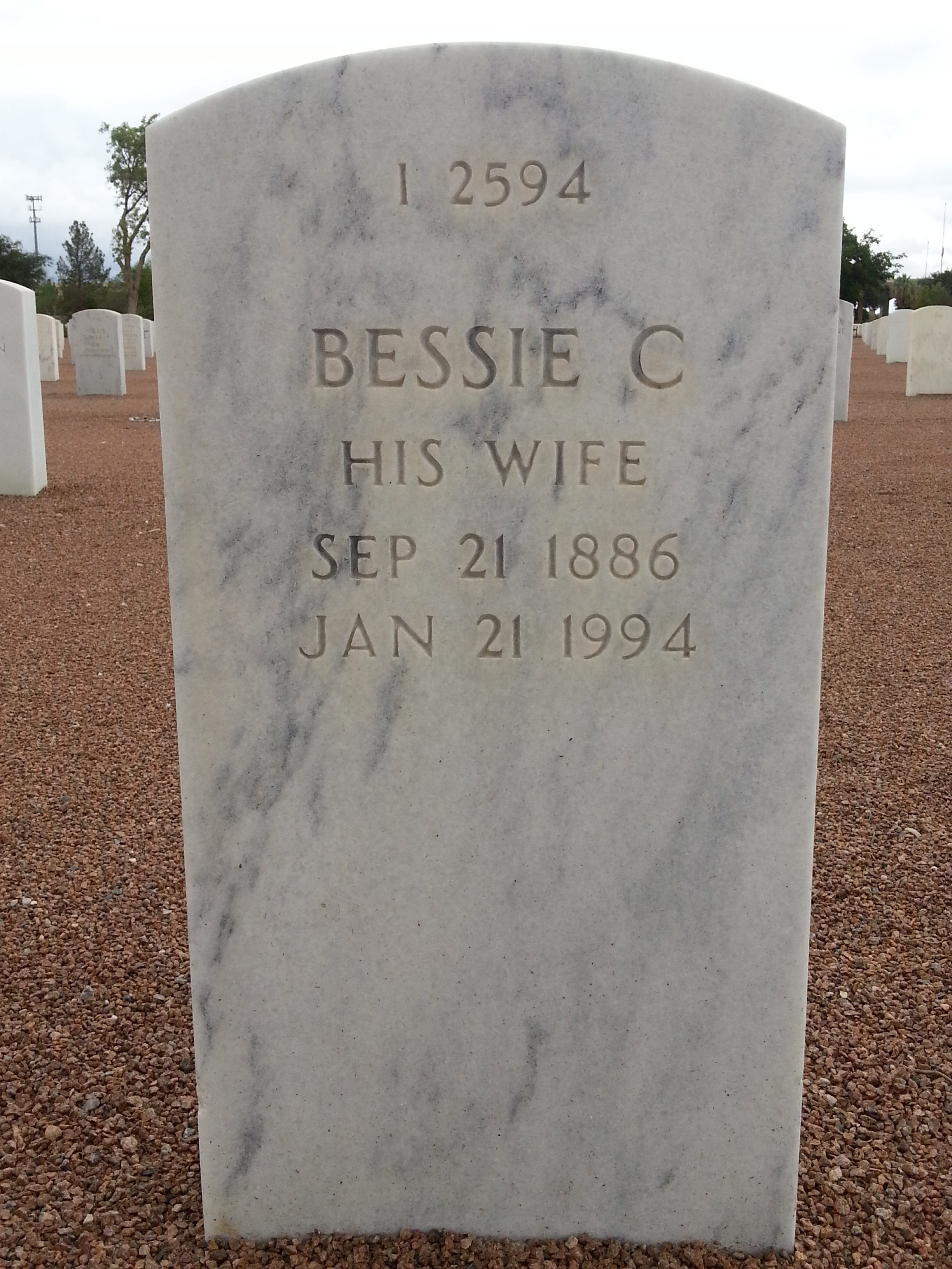 Bessie Missouri <i>Campbell</i> Brown