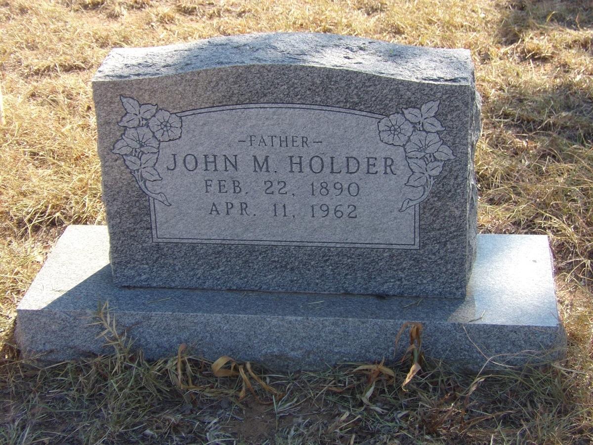 John Mitchell Holder