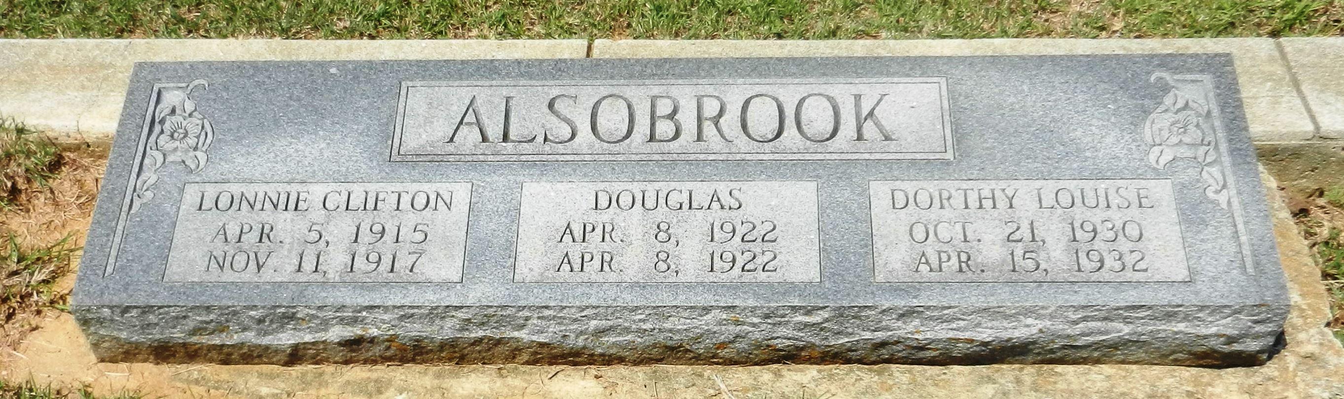 Dorthy Louise Alsobrook