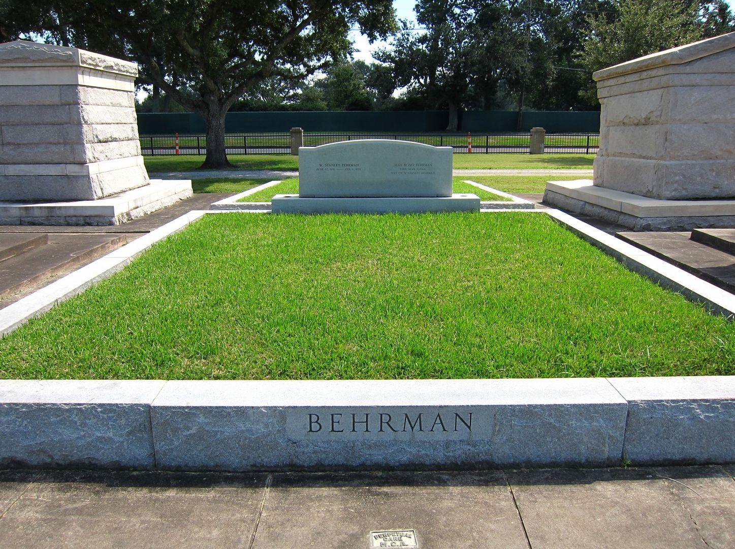 William Stanley Behrman