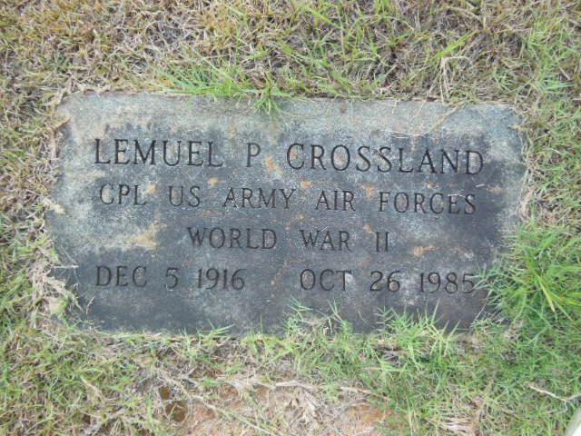 Lemuel Pinckney Crossland, V