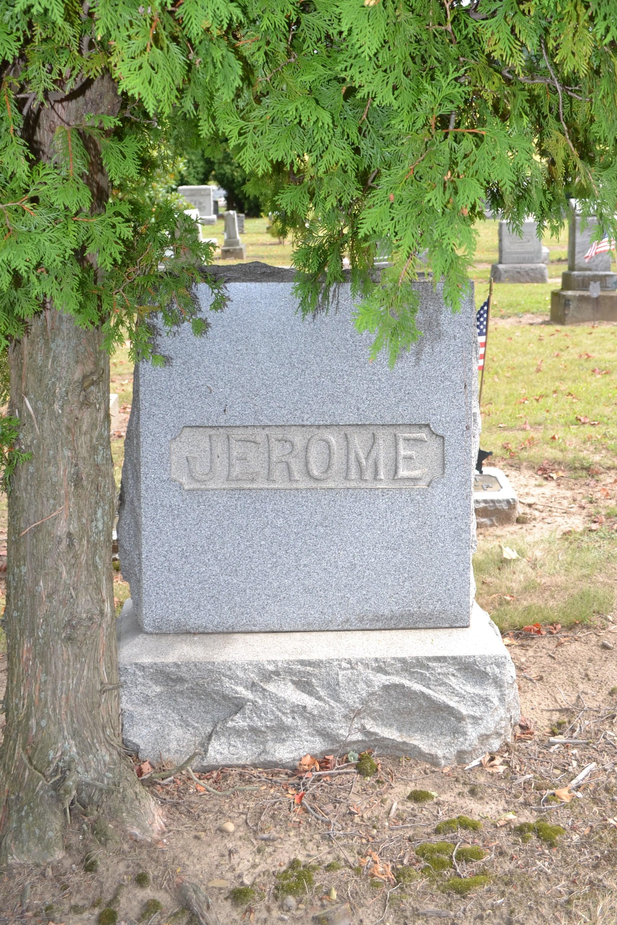 Mary Maria <i>Churchill</i> Jerome