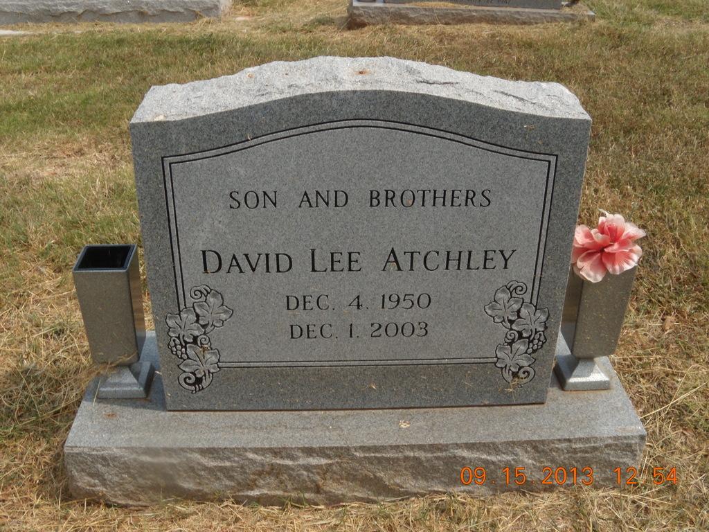 David Lee Atchley