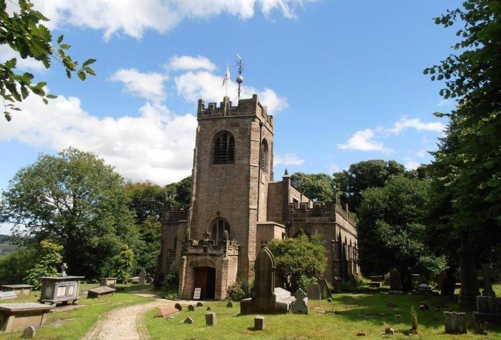 Disley Church