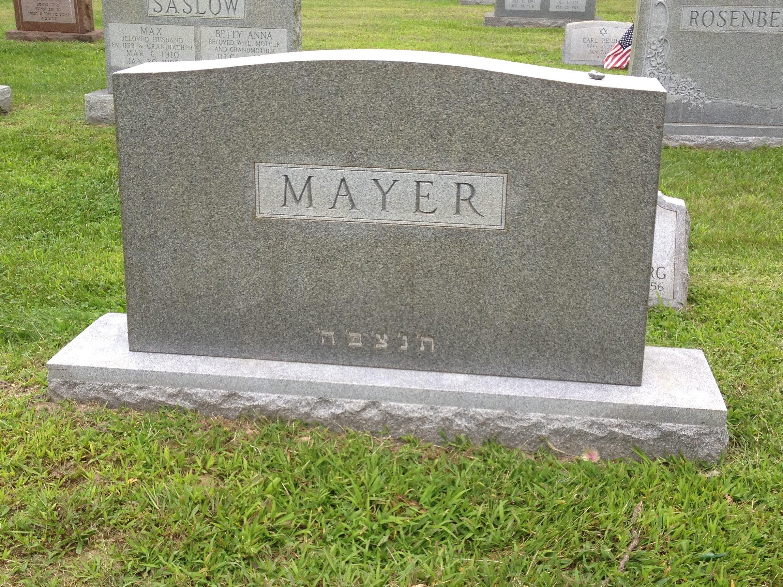 Robert Emil Mayer