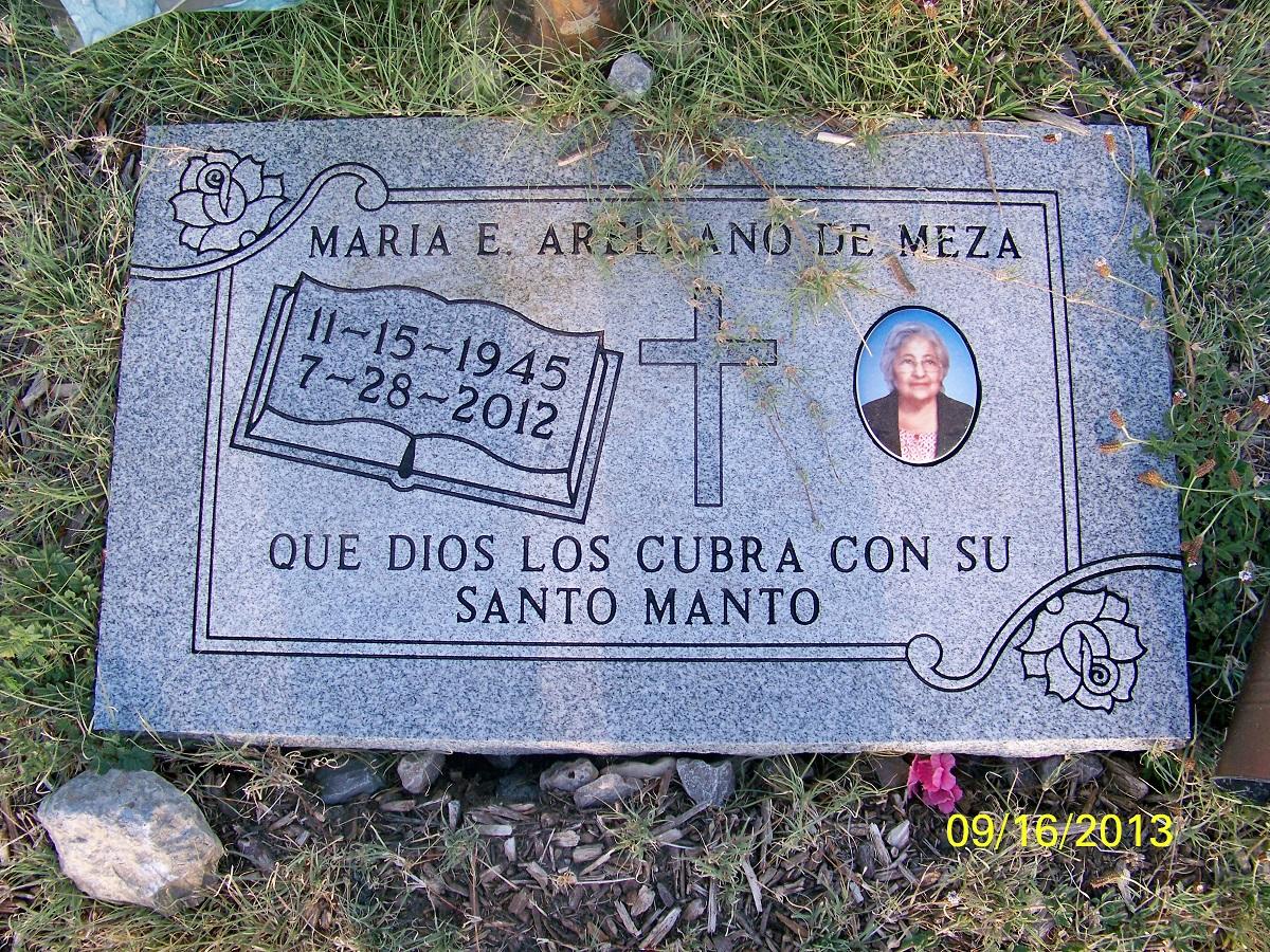 Maria E. Arellano de Meza