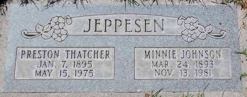 Preston T Jeppesen