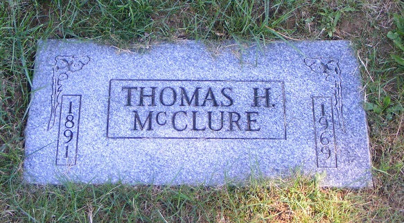 Thomas Henry Tinker Tom McClure