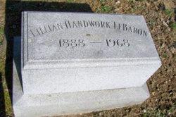 Lillian Dell Lily Dell <i>Parker-Tompkins</i> Handwork LeBaron