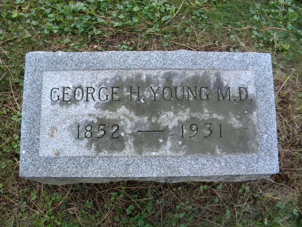 Dr George Henry Young, Jr