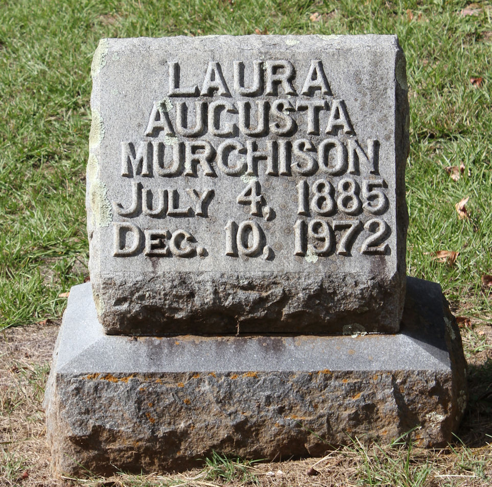 Laura Augusta Murchison