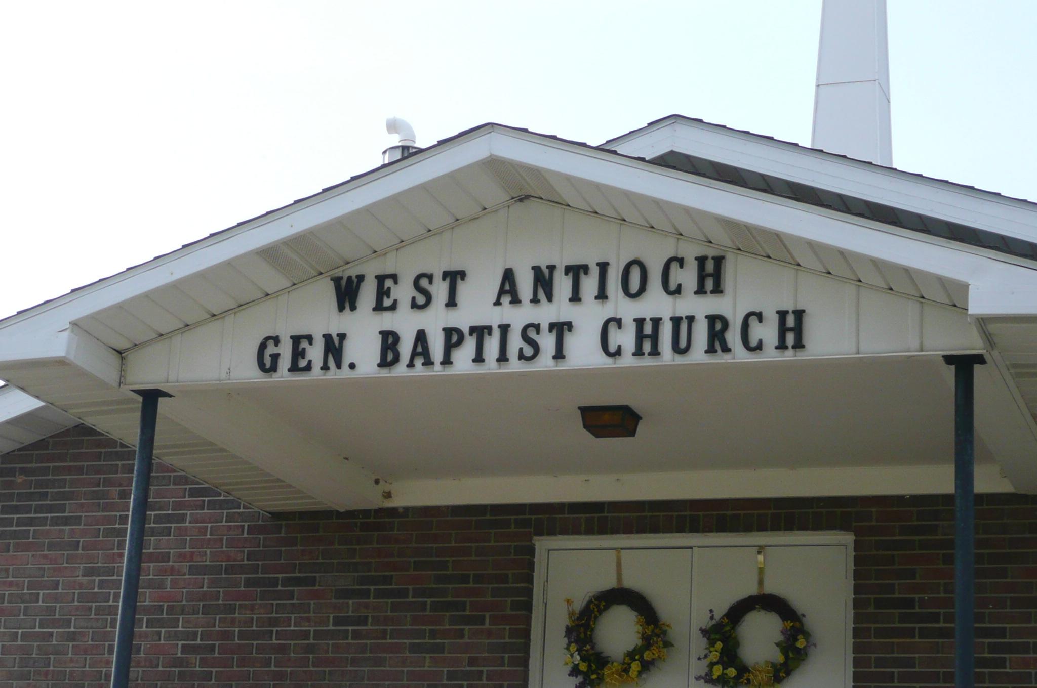 West Antioch Cemetery