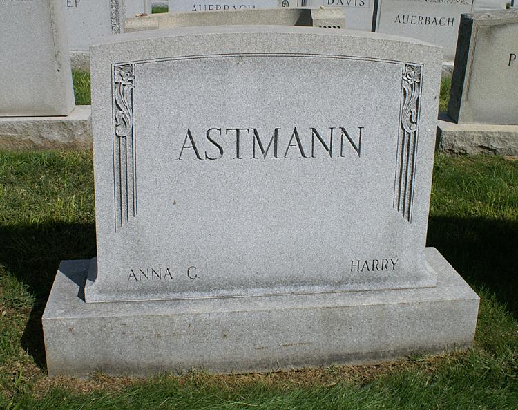 Harry Astmann