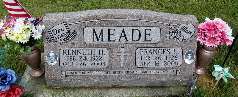 Kenneth H Meade