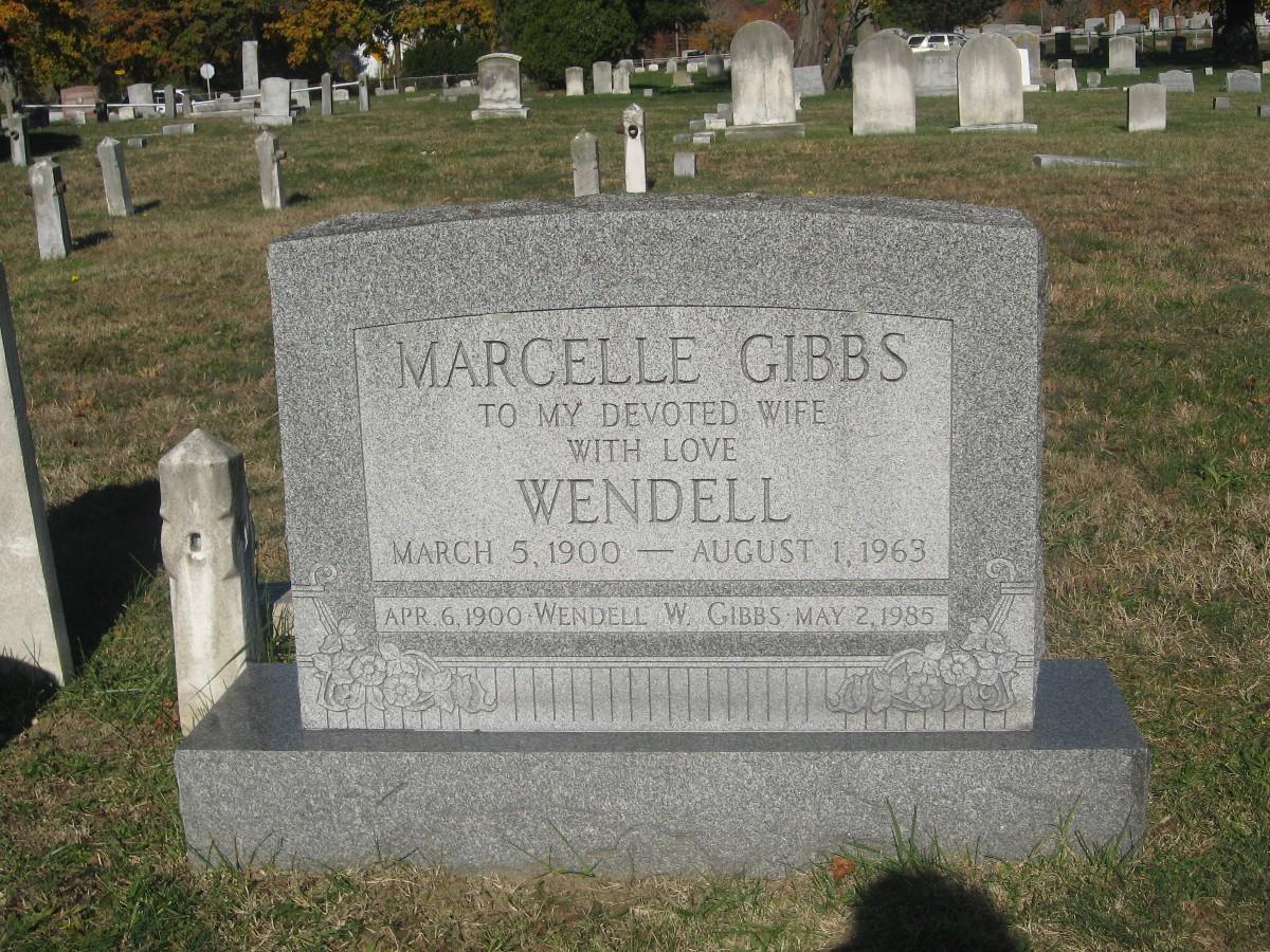 Marcelle Gibbs