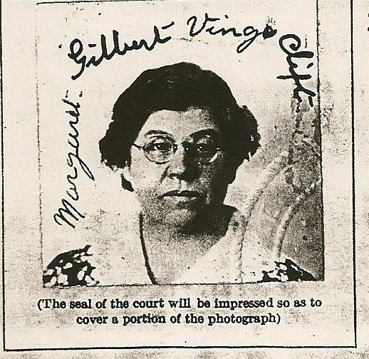 Margaret G.V. <i>Blewett</i> Clift