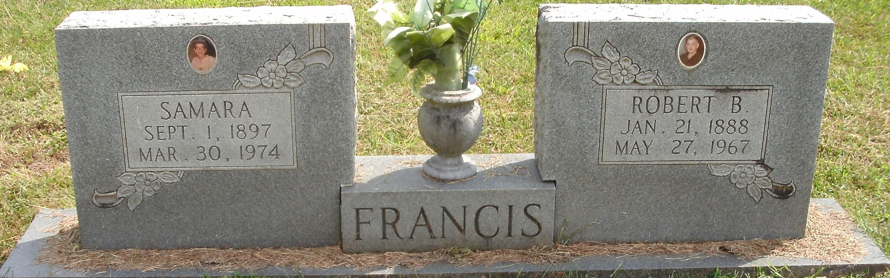 Robert Blackburn Francis