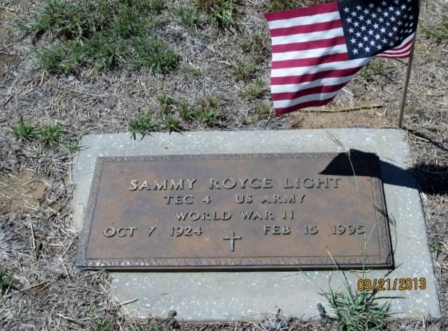 Royce Sammy Sam Light