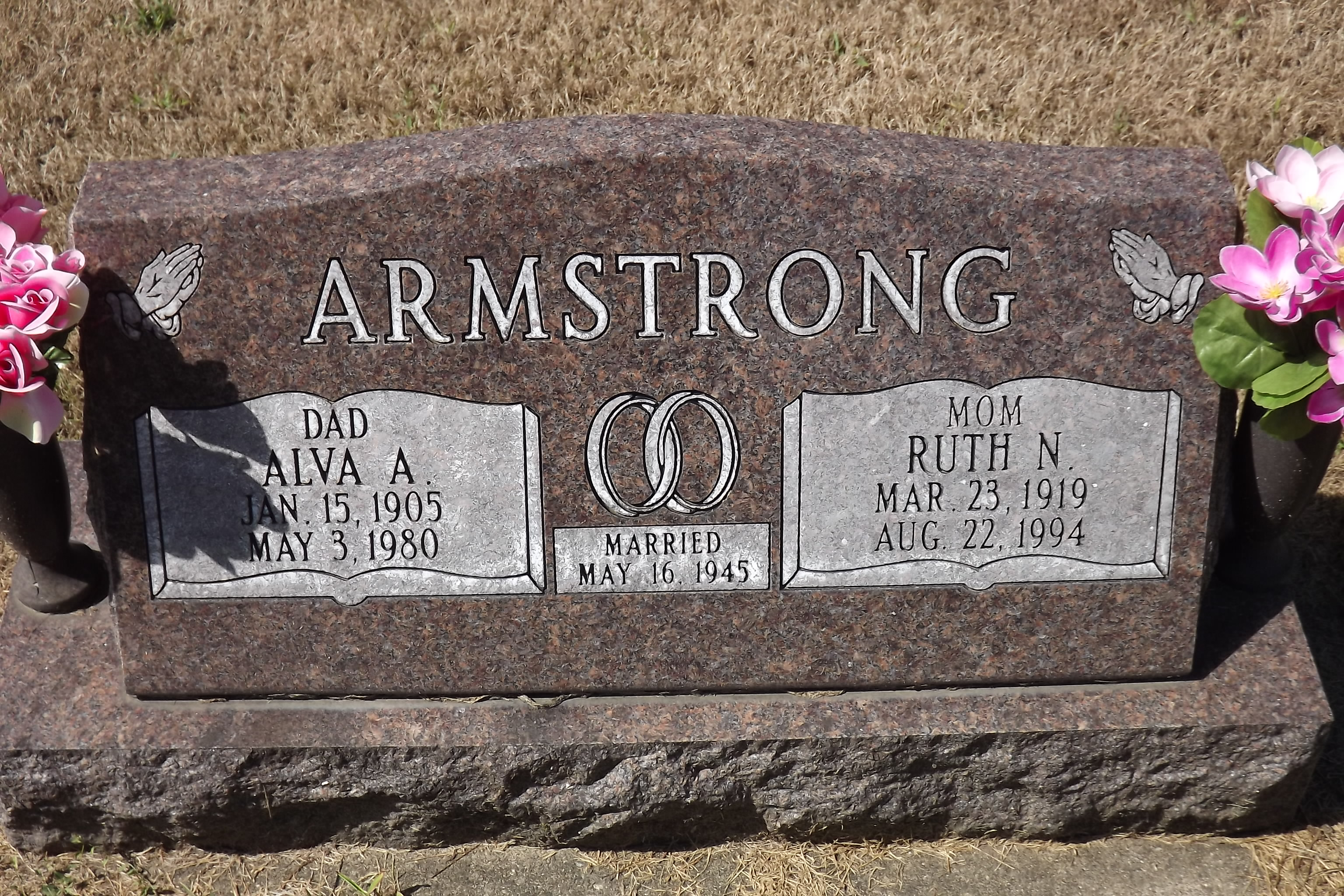 Ruth N <i>Keefer</i> Armstrong