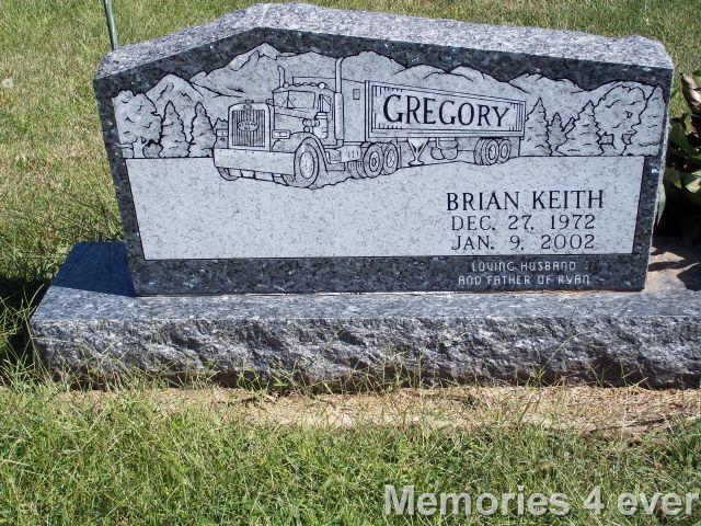 Brian Keith Gregory