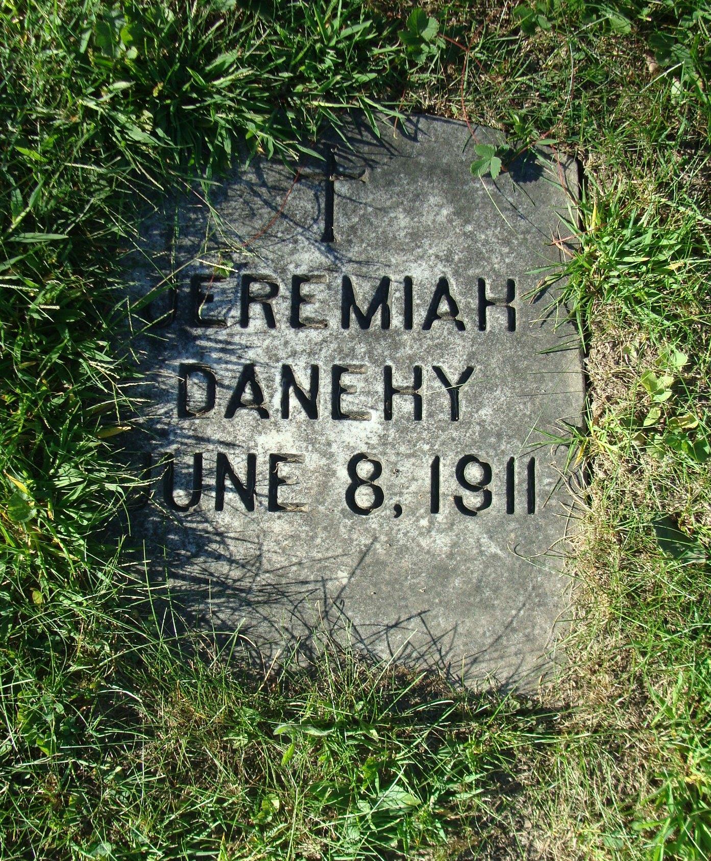 Jeremiah Jerry Danehy