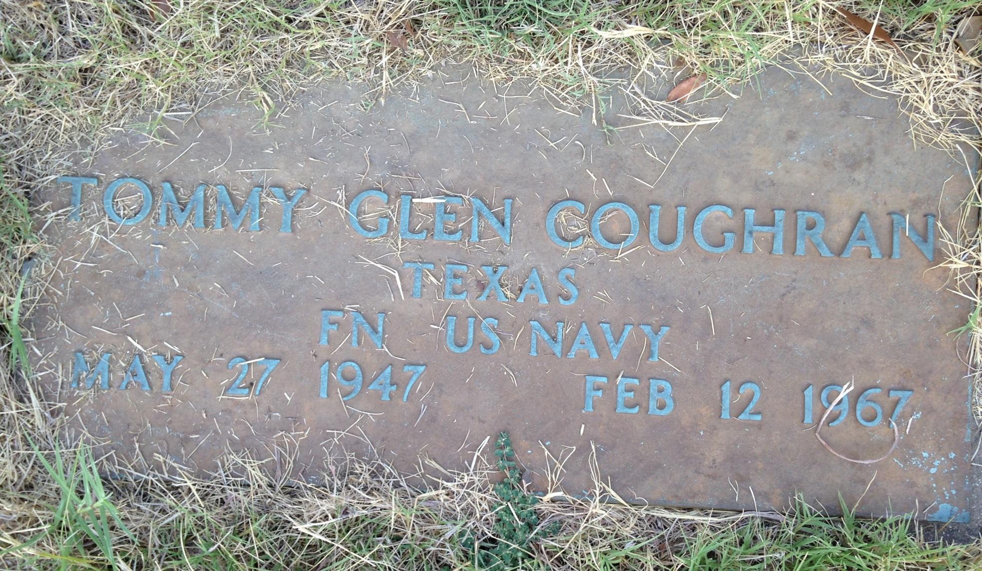 Tommy Glenn Coughran