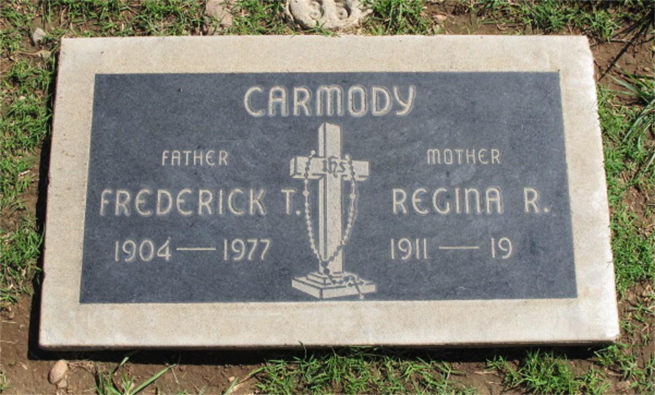 Frederick Thomas Carmody
