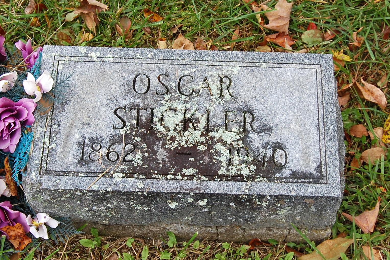 Oscar Stickler